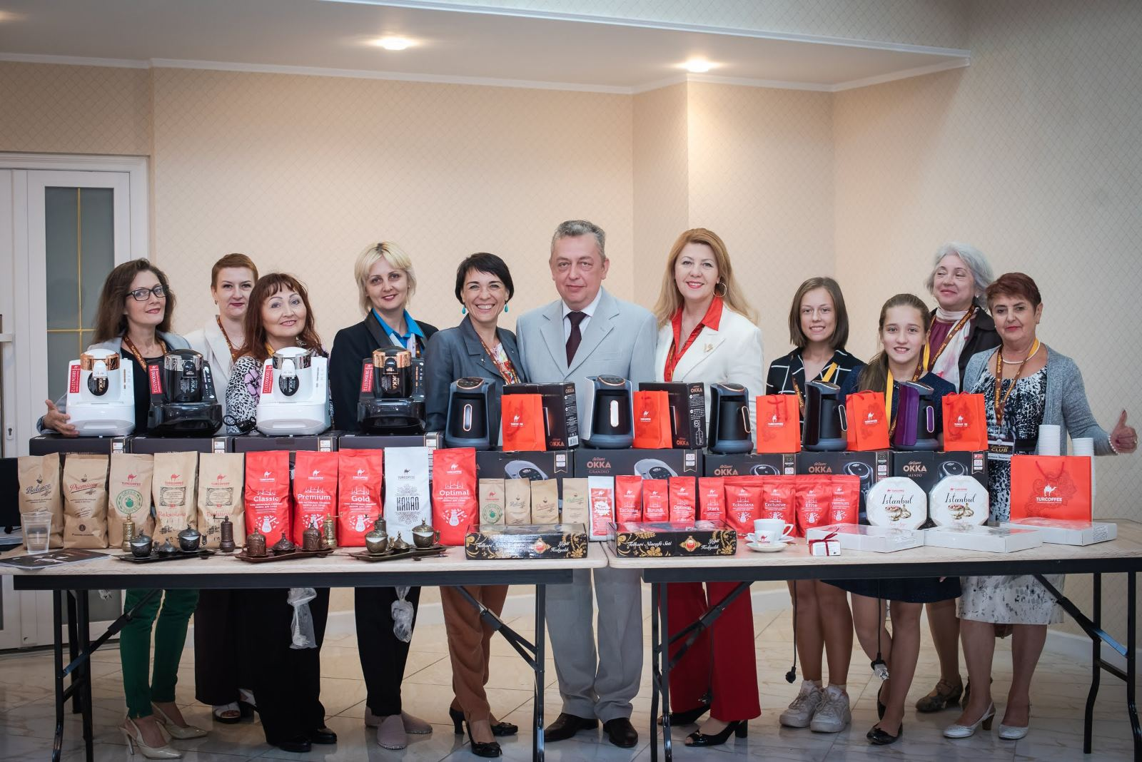 TURCOFFEE UKRAINE КОМПАНИЯ 2018 ГОДА